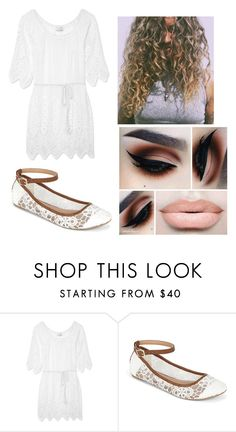 """""""Outfit#128"""" by pandagirl2102 ❤ liked on Polyvore featuring Miguelina and Call it SPRING"""