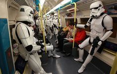 TUBE TROOPERS by Official Star Wars Blog, via Flickr