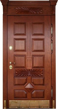 Door Design Photos, Home Door Design, Door Gate Design, Door Design Interior, Main Entrance Door Design, Wooden Front Door Design, Double Door Design, Wood Front Doors, Modern Wooden Doors