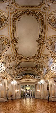 ~Palacio de la Legislatura de la Ciudad de Buenos Aires, Argentina | House of Beccaria