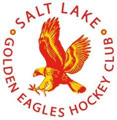 Salt Lake golden eagles Logo | Salt Lake Golden Eagles