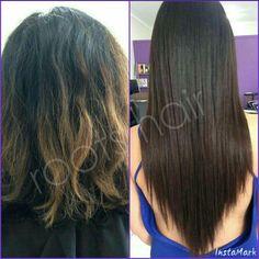 #tape #hair #extensions www.bundaberghairdresser.com.au