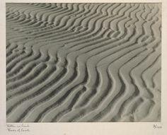 Richard Sharell, Wellen im Sand (Waves of sand), 1936