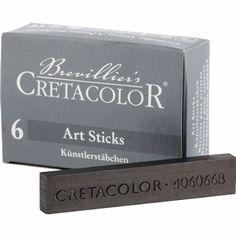 Coffret de 6 bâtonnets graphite - Le Géant des Beaux-Arts - No 1 de la vente en ligne de matériels pour Artistes