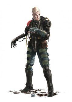 #JUEGO #ROL #SCIFI #CROWDFUNDING - Agente especial de las SS Jared Oddenson. Walküre es un juego de rol de ciencia ficción transhumanista, realista y duro, que parte de una elaborada historia contrafactual desarrollada a partir de un desenlace alternativo, pero plausible, de la Segunda Guerra Mundial. Crowdfunding Verkami: http://www.verkami.com/projects/7119-walkure-el-juego-de-rol/