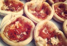 Pizza muffin ahogy blanchetyler készíti
