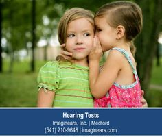 http://imaginears.com/hearing-test – Does the whole world sound like a whisper or a mumble? Hearing loss is a lot more common than most people realize and is often easy to correct. For a hearing test in Medford, contact Imaginears, Inc. at (541) 210-9648.