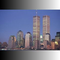 I truly miss this skyline.  Things haven't been the same since.  God bless the lives lost all over the world & their loved ones still here.  #911 #NYC #StandStrong
