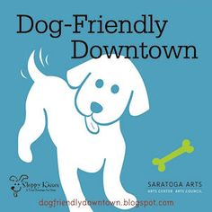 Dog-Friendly-Downtown. Saratoga springs