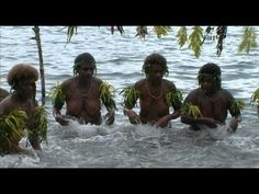 Vanuatu Women's Water Music Wake Island, Norfolk Island, Sound Art, Easter Island, Moving Pictures, Vanuatu, Art Festival, Percussion, Good Music