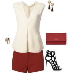 """Untitled #1431"" by amy-devito-haustetter on Polyvore"