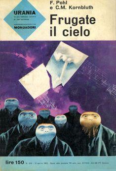305  FRUGATE IL CIELO 7/4/1963  SEARCH THE SKY  Copertina di  Karel Thole   F. POHL / C. M. KORNBLUTH