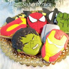 Hulk Cakes, Cookies For Kids, Birthday Celebration, Fathers Day, Robot, Cupcakes, Superhero, Baking, Boys