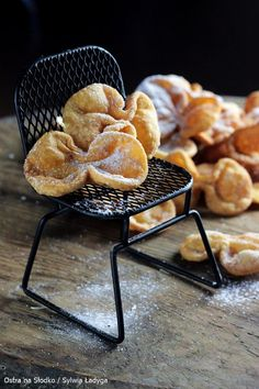 . Polish Recipes, Polish Food, Snack Recipes, Snacks, Wicker, Muffins, Food Porn, Cupcakes, Sweets