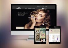 Il nuovo sito di Rebecca è online!  Abbiamo realizzato un sito boutique mobile oriented per permettere a tutte le donne (e non) di fare shopping sempre e ovunque. #website #ecommerce #shopping #rebecca #jewels #women #adacto