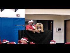 ▶ Carl Herod with Ralph the Dog Christmas Program 2013-14 - YouTube