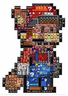 Video Game World Super Mario Brothers, Super Mario Bros, Super Mario All Stars, Super Smash Bros, Legend Of Zelda, Nintendo World, Battle Royale, Gaming Wallpapers, Video Game Art