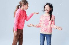 J.Crew Kids Winter Sweater Collection 2014