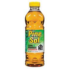 Multi-Surface Cleaner, Pine, 24oz Bottle, 12 Bottles/carton