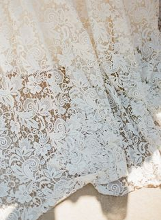 White Lace Tablecloth lace overlay White Lace by CandyCrushEvents
