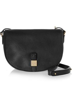 Tessie medium textured-leather shoulder bag - Mulberry