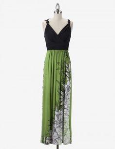 Love maxi dresses.