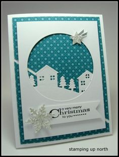 Merry Monday Challenge by lhs43 - Cards and Paper Crafts at Splitcoaststampers