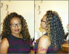 Crochet Braids Orlando Fl : ... curl on Pinterest Marley hair, Wigs and Crochet braids marley hair