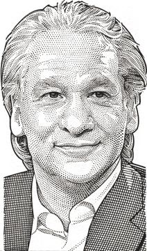 Celebrity Hedcuts by Randy Glass - Inspiration Grid ...