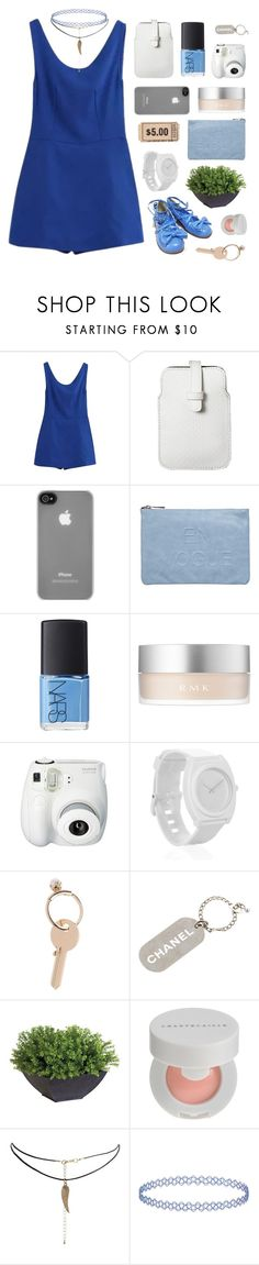 """""""○ curiosity in your eyes ○"""" by feels-like-this-could-be-forever ❤ liked on Polyvore featuring Mossimo, Incase, Miss Selfridge, NARS Cosmetics, RMK, Fujifilm, Nixon, Maison Margiela, Chanel and Ethan Allen"""