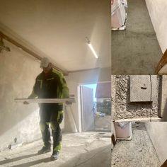 Vytvoření betonových podlah v RD. 🏚⚒