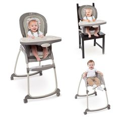 Ingenuity™ 'Trio' 3-In-1 Deluxe High Chair Available At Sears