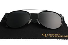 IVSTA Classic Pilot Aviator Sunglasses For Men Women Driving Running Fishing Cycling,100% UV400 Protection. PROTECT YOUR EYES - Our productions have passed CE approval and FDA. All the IVSTA sunglasses are certified UV400 and can truly block 100% UVA&UVB rays, and they can offer good protection for your eyes. TRENDY DESIGN - The casual design of the Wayfarer exudes a classic feeling making it ideal for everyday use in any situation. It complements all face shapes and can be worn by ladies...