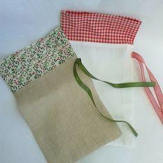 little christmas gift bag - handmade with love @tizianabuccheri @Theresa Burger Fusilier