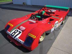 Looks Real - 1972 Ferrari 312 PB Recreation