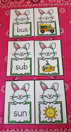 https://www.teacherspayteachers.com/Product/Easter-CVC-Bunny-Match-Up-3066434