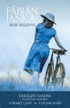 """2018. Fábián Janka - Rose regénye Nincsenek jelentősen erősebb vagy gyengébb jelenetek, mindvégig közel azonos színvonalon hömpölyögnek az események, talán csak az érzelmi ív időszakos emelkedése-süllyedése tud annyi pluszt hozzáadni a szöveghez, hogy egyes részletekre később is élesebben emlékezhessünk. Ez a """"fábiánjankai"""" stílus, amivel nem lehet mellé lőni. Lany, Books To Read, Reading, Rose, Painting, Products, Ska, France, Pink"""