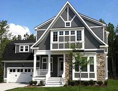 Plan W30000RT: Craftsman, Traditional, Photo Gallery, Cottage House Plans & Home Designs