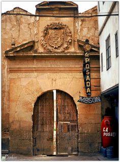 Murcia, Plaza, Old Bridges, Mail Boxes, 19th Century, Antique Photos, Urban, Cities, Scenery