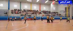 الكرة الطائرة إناث: لقطات من مباراة مولودية تيزنيت - الإتحاد البيضاوي [0-3] 30-04-2017