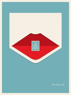 """Love Letters"": The Postal Service 2013 European Tour"