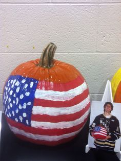 US Flag by Zach Yoder