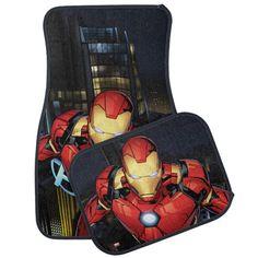 Avengers Classics | Iron Man Flying Forward Car Floor Mat | Zazzle.com Car Mats, Car Floor Mats, Iron Man Flying, Iron Man Birthday, Pedal Cars, Cute Cars, Amazing Cars, Awesome, Car Photos