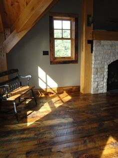 antique wood floors