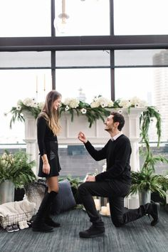 Loft Proposal with a VIEW in New York City! By The Yes Girls