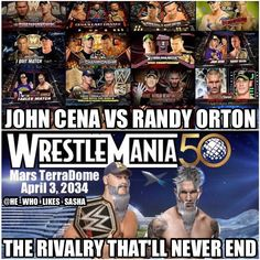 They've fought each other 19482738 times and I could watch them face each other 19482738 more times 👌👌. 2 of my all time faves and I love their in ring chemistry. #wwe #wwf #wwememes #johncena #hustleloyaltyrespect #nevergiveup #youcantseeme #wrestlemania #ajstyles #therock #randyorton #wwehof #cmpunk #wrestlemania #wrestler #wrestling #prowrestling #professionalwrestling #lukeharper #braywyatt #wwenetwork #rko #raw #wwechampion #smackdown #smackdownlive #sdlive #apexpredator #nxt #the...
