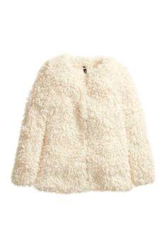 Giacca in pelliccia sintetica | H&M