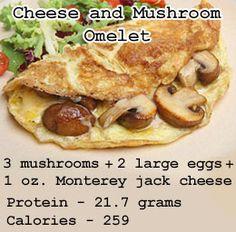 High-protein breakfast ideas