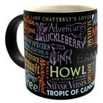 Banned Books Mug - Library Foundation of Loss Angeles $12.95