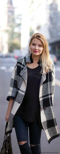 Street style - coat